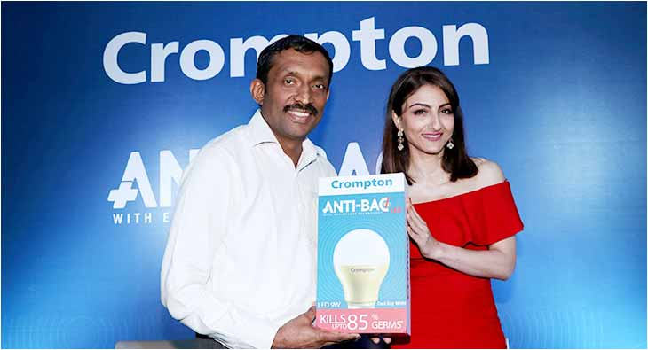 Our Anti Bac Led Bulb Helps Consumers Stay Healthy Mathew